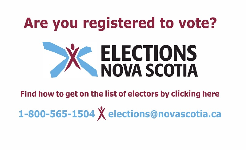 Map Of Canada 2017 Election Results.Elections Nova Scotia Information Statistics And Resources